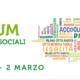 Immagine sesto forum delle politiche sociali